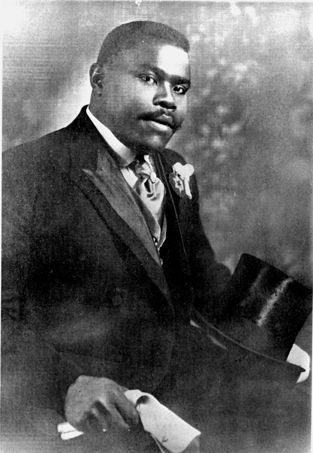 theylovindabeard:  The Black skin is not a badge of shame, but rather a glorious symbol of national greatness.-Marcus Garvey