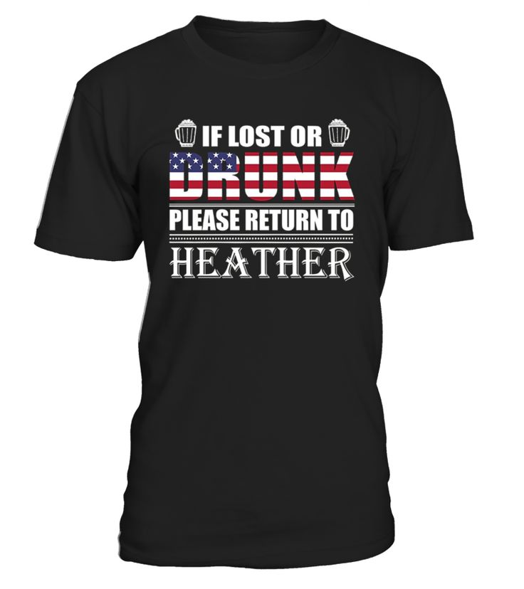 If Lost Or Drunk Please Return T-Shirt  => Check out this shirt by clicking the image, have fun :) Please tag, repin & share with your friends who would love it. #hoodie #ideas #image #photo #shirt #tshirt #sweatshirt #tee #gift #perfectgift #birthday #Christmas