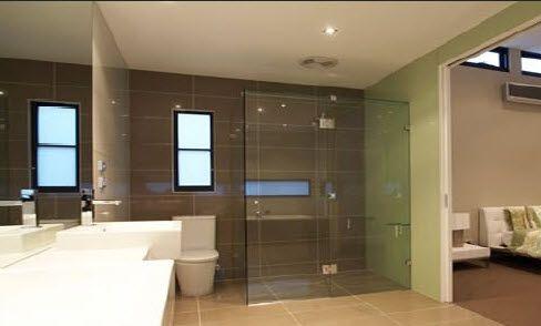 Affordable frameless shower screens Melbourne