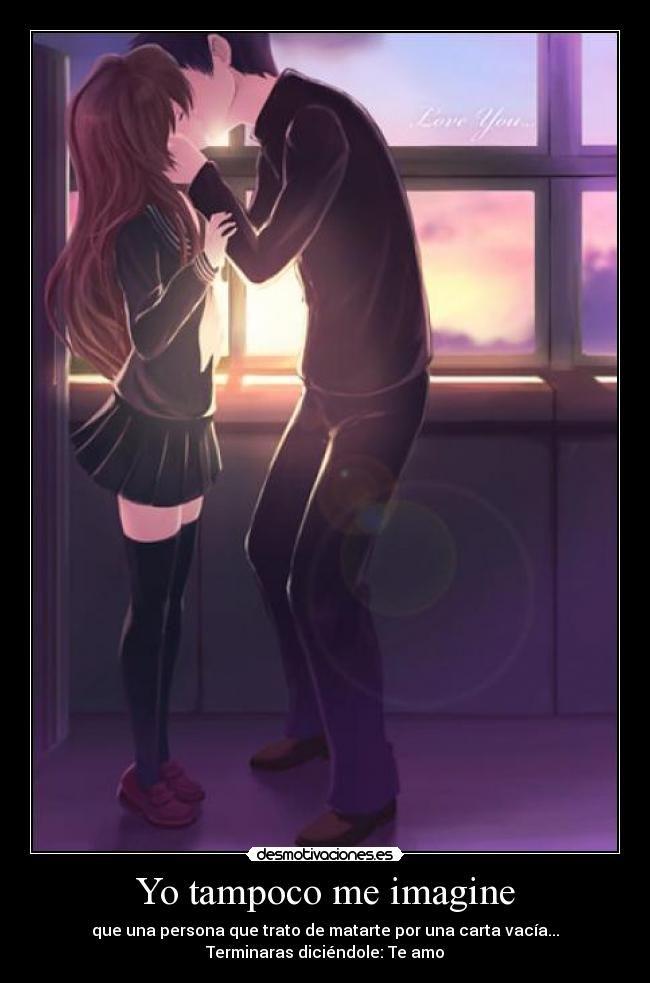 fotos de anime cuando terminas de ver un anime, me encantó toradora, me enseñó tantas cosas...