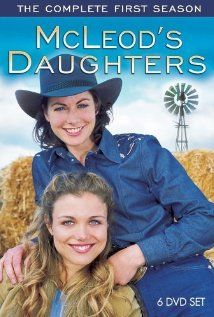 """MCLEOD'S DAUGHTERS (2001-2009)  Five women run a cattle station, """"Drover's Run"""", in the outback of South Australia."""