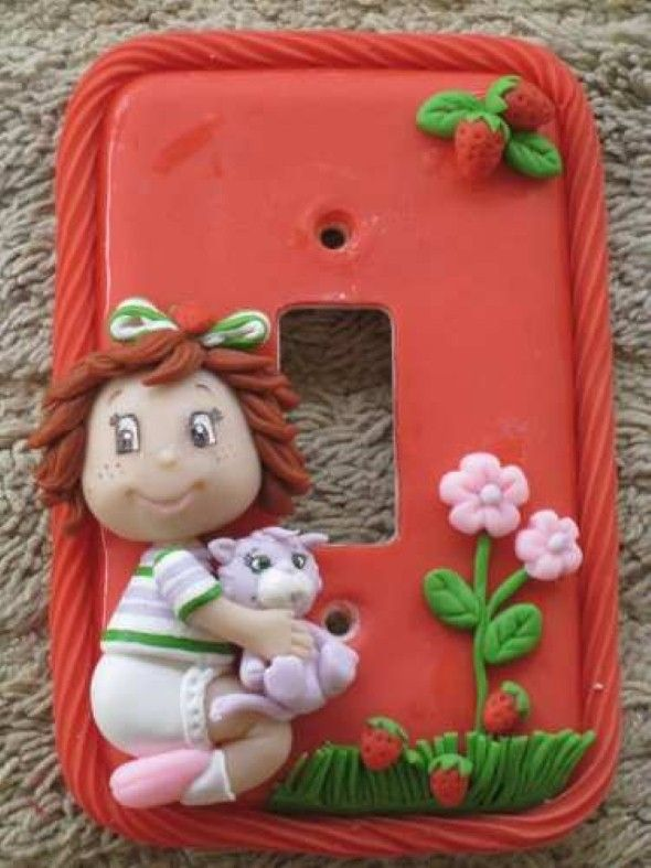 Espelhos de tomada com biscuit 003