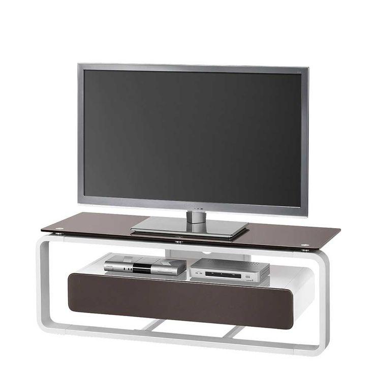 TV Tisch in Weiß Braun Beleuchtung Jetzt bestellen unter: https://moebel.ladendirekt.de/wohnzimmer/tv-hifi-moebel/tv-lowboards/?uid=f5fbbf3d-2878-5c63-b824-88d1353b22ba&utm_source=pinterest&utm_medium=pin&utm_campaign=boards #fernsehboard #fernsehmöbel #rack #phonoschrank #tvboard #fernsehunterschrank #tische #tvhifimoebel #lowboard #fernsehtisch #unterschrank #möbel #phonomöbel #bank #fernseher #tvtische #fernseh #sideboard #tvlowboards #wohnzimmer #kommode #board