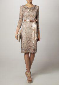 Young Couture by Barbara Schwarzer - Cocktailkjoler / festkjoler - greige