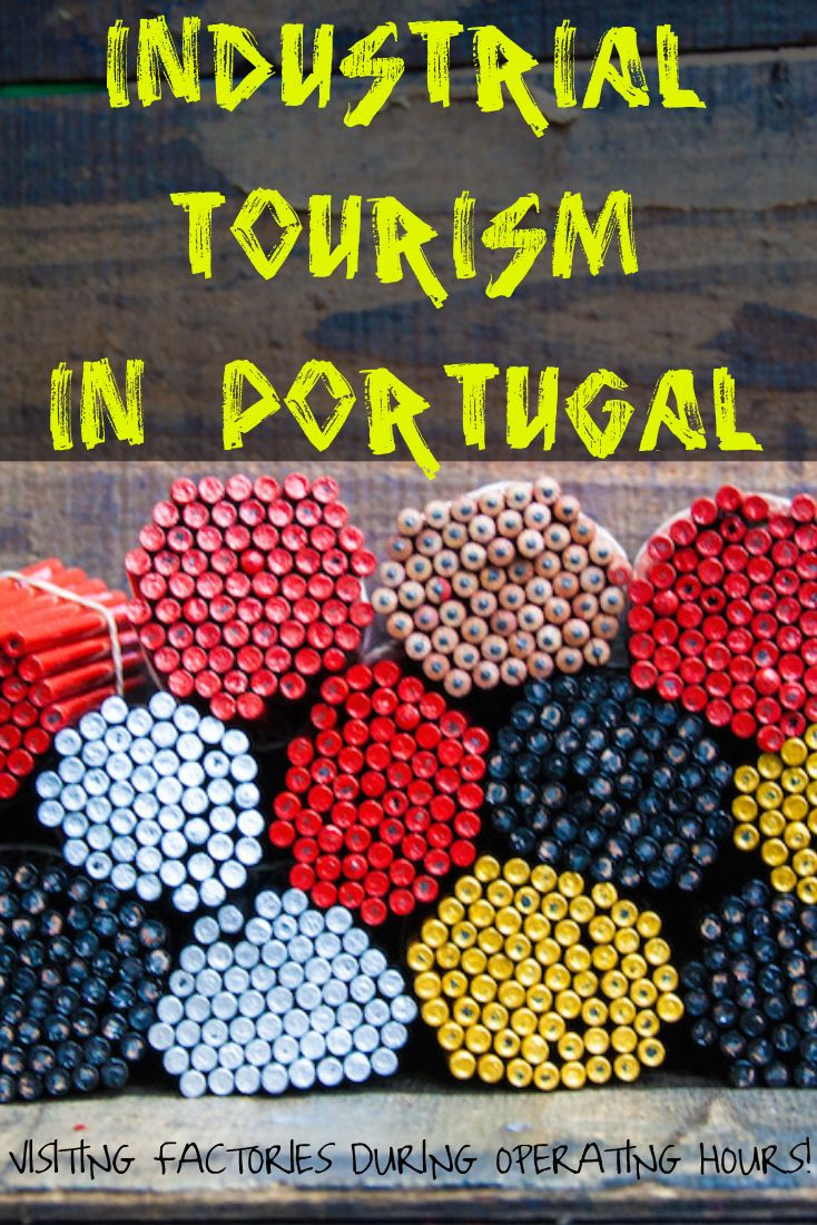 If you're looking to explore Portugal from a different kind of perspective, choose to visit local factories during operating hours, and learn more about the local products, economy, and culture! :)