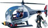 Playmobil City Life Police Helicopter Police Helicopter with rotating blades Part of the Rescue Emergency Call collection (Barcode EAN = 0810973007612). http://www.comparestoreprices.co.uk/educational-toys/playmobil-city-life-police-helicopter.asp