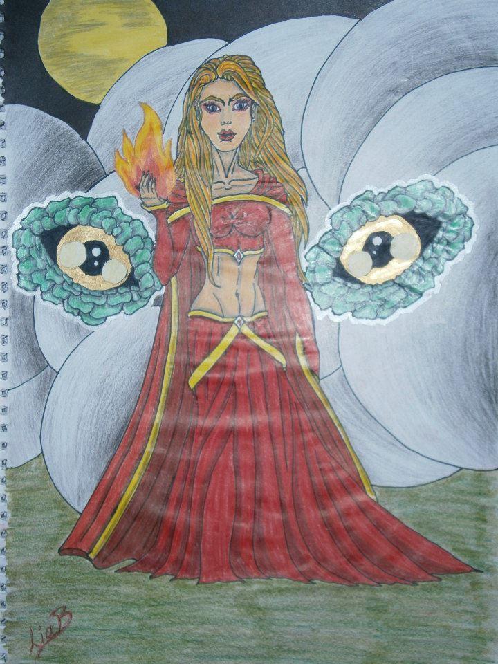Lia B. Creations: Dragon magic
