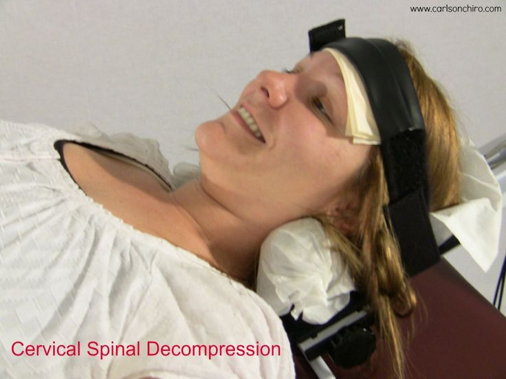 What Will I Experience During Spinal Decompression Therapy? When patients are having pain, often severe, due to a herniated disc they are cautious about what they will experience with any treatment. This page will give you a vivid description of lower back (lumbar spine) and neck (cervical spine) spinal decompression. At Carlson Chiropractic - Austin spinal decompression therapy is customized for each patient and their condition. Call ft 512-447-9093 or learn more at…
