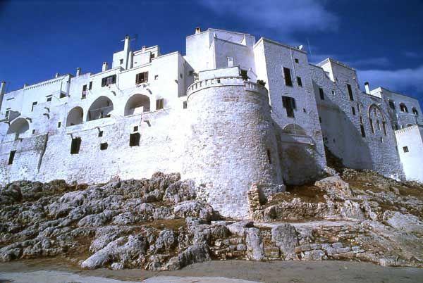 Ostuni - the White City, Puglia Italy