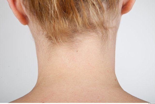 Neck Texture Of Tasha