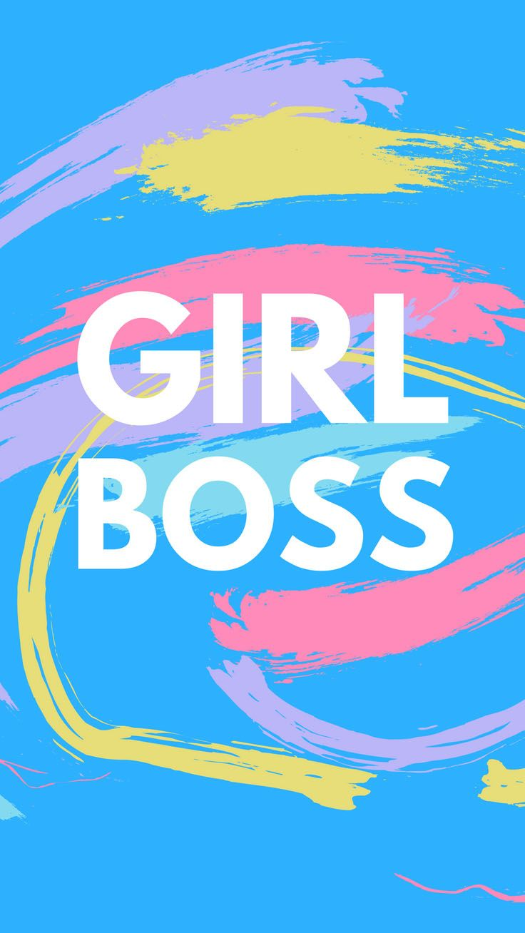 5 Motivational Girl Boss iPhone Wallpapers Boss