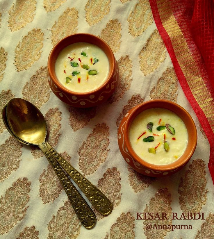 Kesar Rabdi is a delectable dessert from North India. A creamy rich delight which can make any occasion special. Basically rabdi is a ...