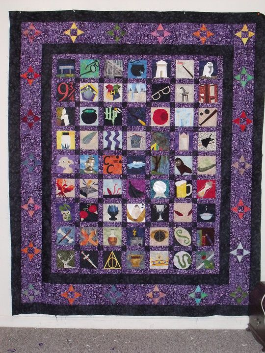 100 Ideas To Try About Quilts Harry Potter Quilts