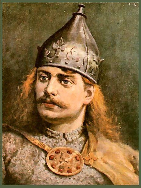 Boleslaw III crooked Poland | boleslaw iii wrymouth duke of poland portrait by jan matejko