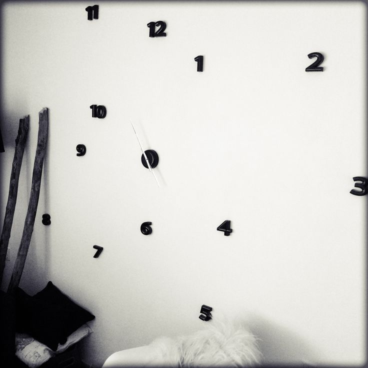 Creative Wall Clock