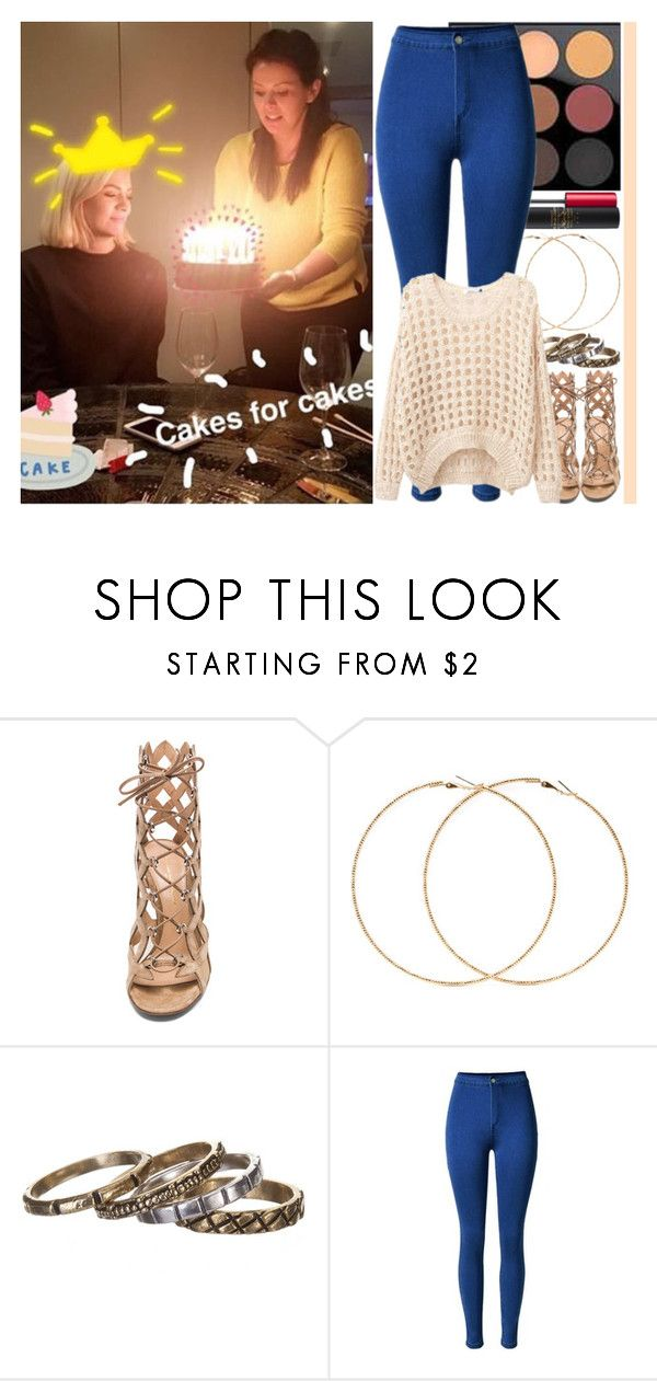 """With Gemma Stylews And Anne Cox/Twist"" by angelbrubisc ❤ liked on Polyvore featuring Gianvito Rossi, Forever 21 and Waxing Poetic"