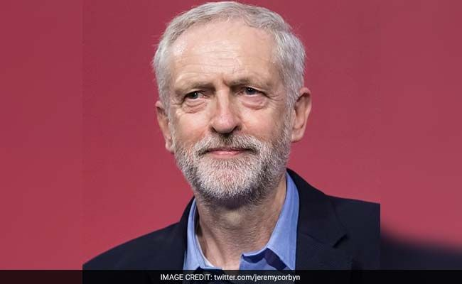 Jeremy Corbyn Set For Landslide Win In Labour Contest: Poll