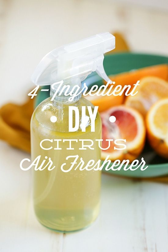 5 DIY Natural Air Fresheners You Need Right Now