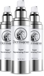 Dermajeun is designed and created using a new revolutionary and powerful formula, which helps you to fight the signs of aging effectively and gives you the glow as well as vibrancy to your skin.