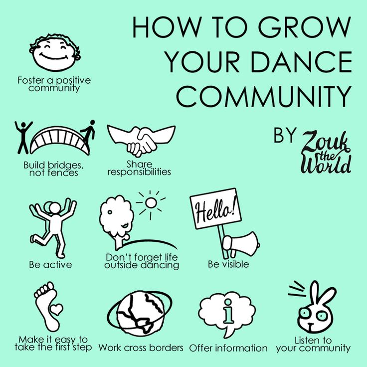 Building bridges, not fences - 10 tips on how to grow your dance community — Zouk The World