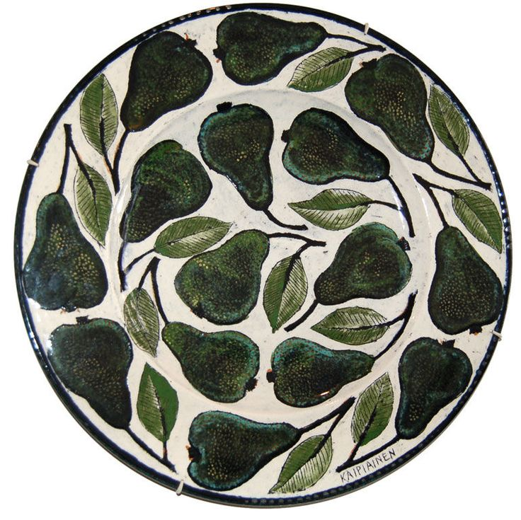 Platter by Birger Kaipainen