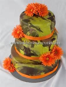 camo cake...because you never know!