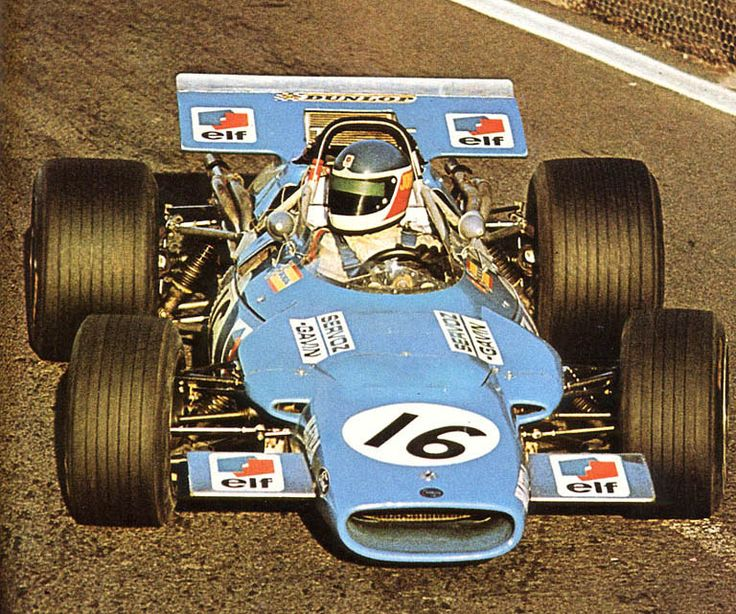 Matra MS80 4x4 - Ford