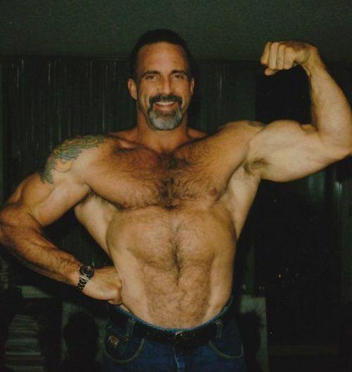 Bodybuilder Chris Duffy Gay