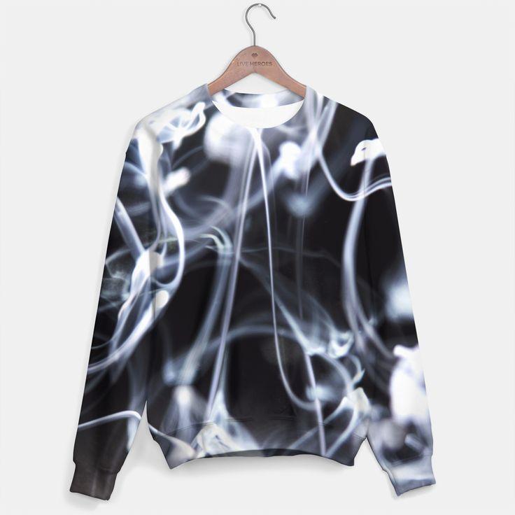 Liquid Harmony Sweater, Live Heroes, by HappyMelvin