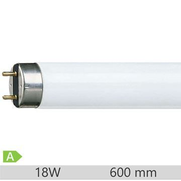 Tub fluorescent T8 Philips Master TL-D Super 80 18W, G13, lumina rece