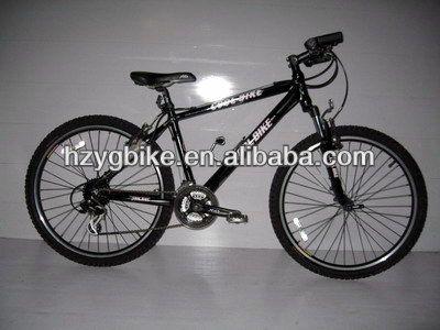 26 inch Black 18 Speed Trek Adult mountain bike tandem road bicycle for Sale #bicycles, #black