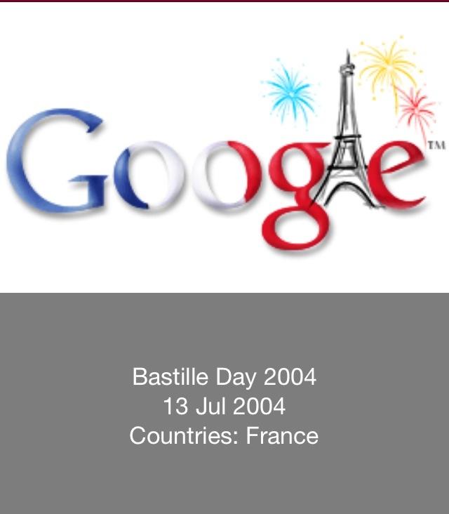 bastille day doodle 2000