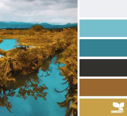 color terrain