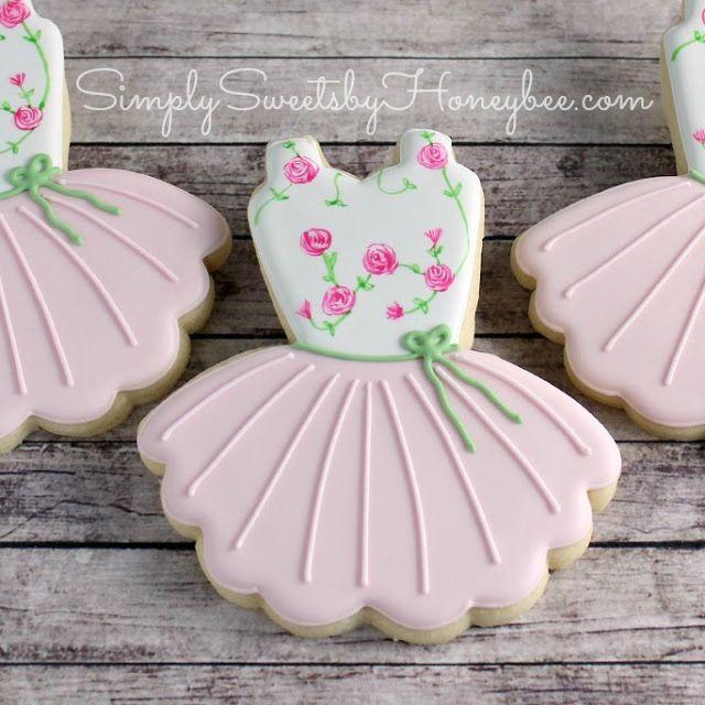 Simply Sweets by Honeybee: Tutu Cookies