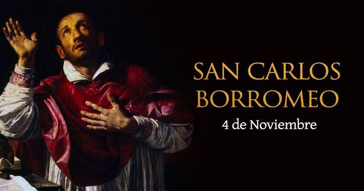 Fiesta de San Carlos Borromeo, Patrono de San Juan Pablo II