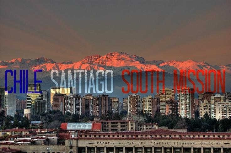 Santiago Chile San Bernardo