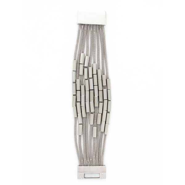 Chain Bracelet with Magnetic Clasp Bracelet
