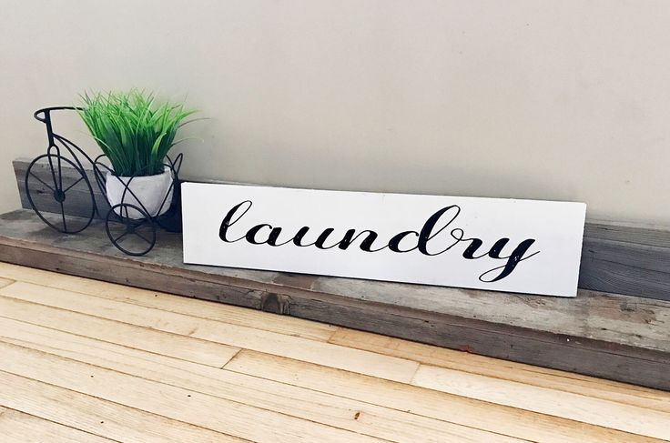 Best 20+ Laundry Room Signs Ideas On Pinterest