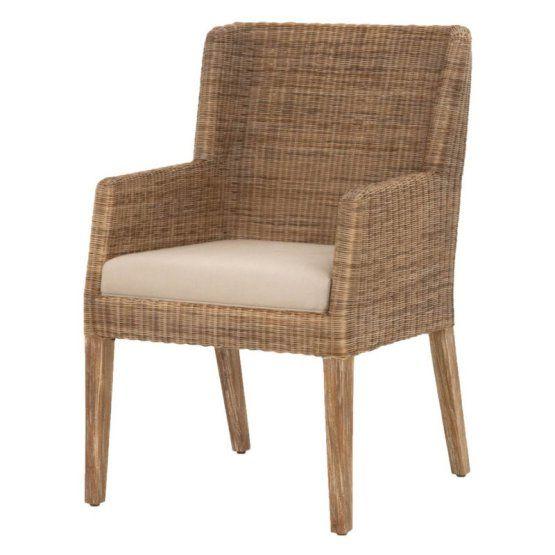 10 beste idee n over rattan dining chairs op pinterest huisarts bistro stoelen en - Stoelen rock en bobois ...