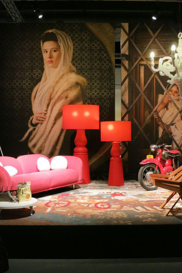 Milan 2013 Mooois fantastic environments built by Marcel Wanders.
