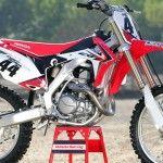 The 2013 Honda CRF450R - Dirt Rider Magazine