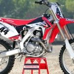 The 2013 Honda CRF450R - Dirt Rider Magazine
