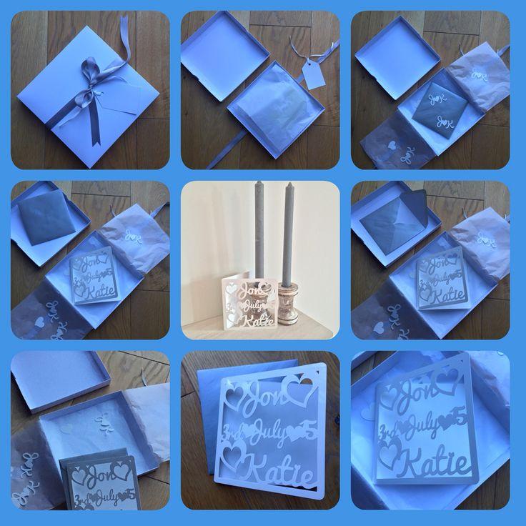 #wonderful #wedding gift box #etsy £14.95 bit.ly/etsycards