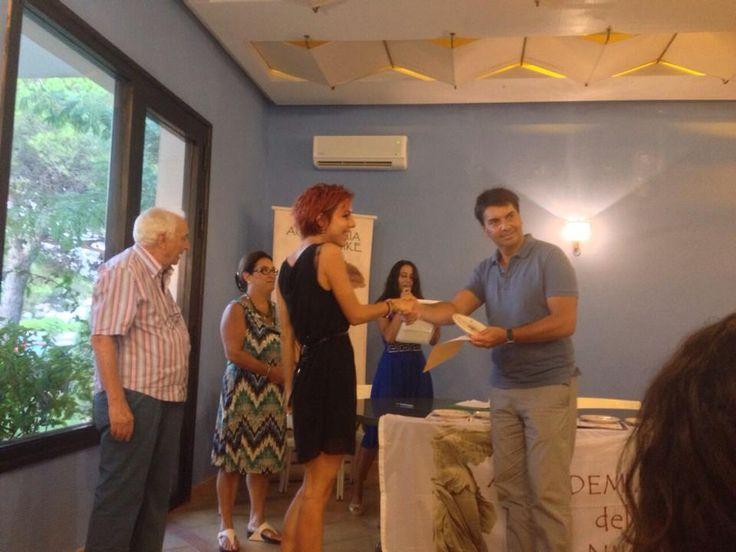 Eliana Calò - Premio Levante 2015