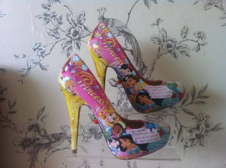 Princess Heels - The Supermums Craft Fair