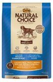 Nutro NATURAL CHOICE Large Breed Weight Management Chicken Dry Dog Food 15 lbs. Reviews