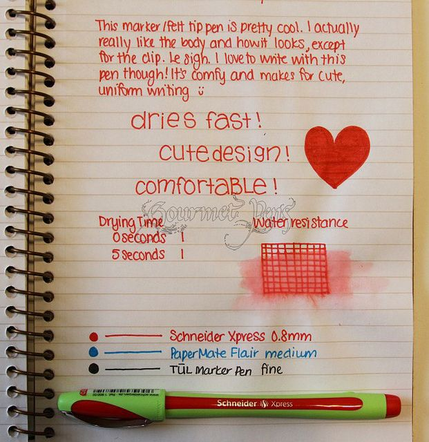 Writing and Pens on Pinterest