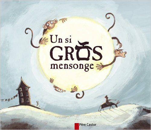 Amazon.fr - Un si gros mensonge - Ronan Badel - Livres