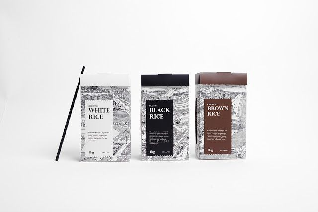 Panino Organic Rice on Packaging of the World - Creative Package Design Gallery