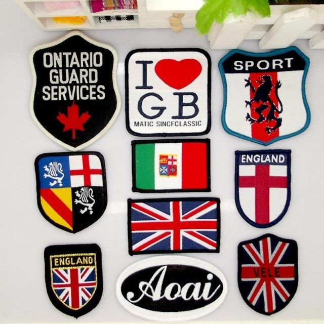 New-Arrival-font-b-Mix-b-font-Styles10pcs-lot-Badge-Embroidered-Sew-On-Patches-For-Clothing.jpg (640×640)